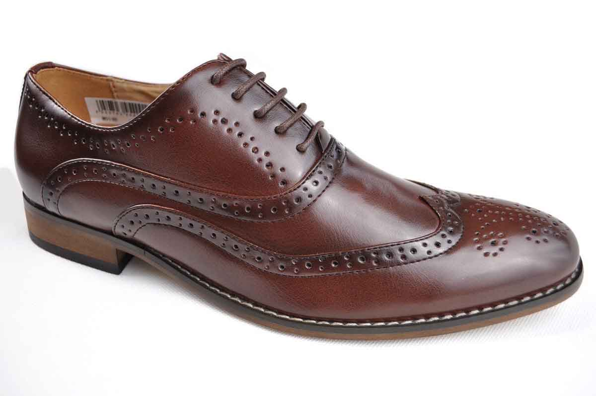 Goor Brown Brogues image