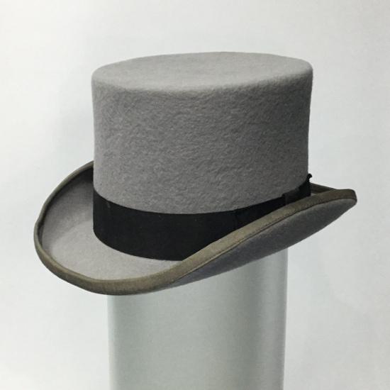 Grey Top Hat image