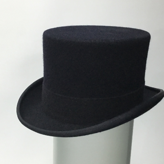 Navy Top Hat image